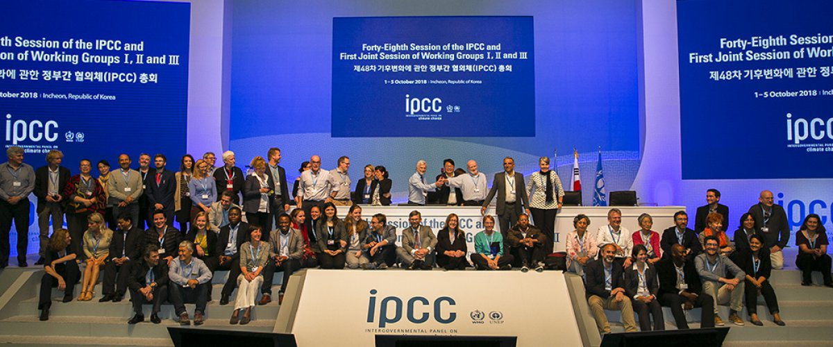 IPCC 1.5°C Report: Reducing Short-Lived Climate Pollutants necessary to achieve 1.5°C climate goal