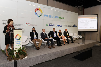 Painel no Fórum Waste Expo (1)
