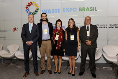 Painel no Fórum Waste Expo (3)